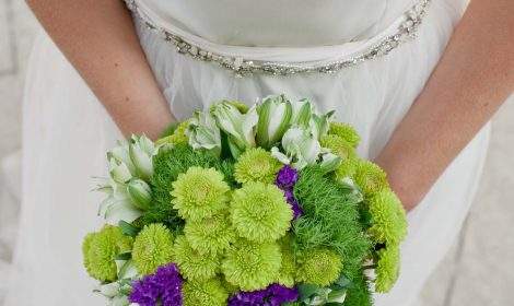 Bridal Bouquet Greenery