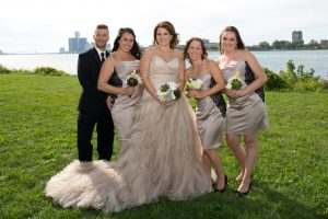 Bridal Party Det