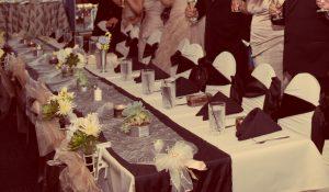 Woerner Wedding tables
