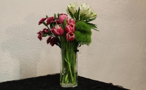 Mod Floral Arrangement