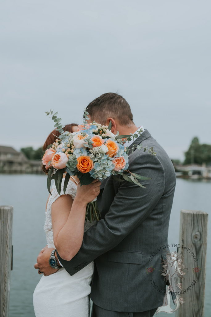 Bridal Bouquet Metro Detroit Flowers Wedding