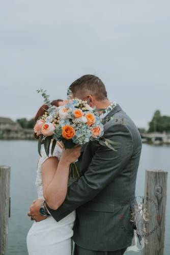 Bridal Bouquet Metro Detroit Flowers Wedding