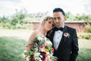 Vintage love wedding bride groom fort wayne detroit