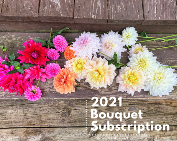 2021 Bouquet Subscriptions