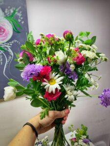 Summer Bouquet Example CS