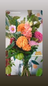 Client example of Bouquet Subscription