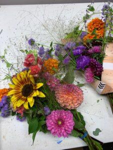Bouquet Subscription Summertime